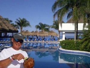Paul in Cozumel