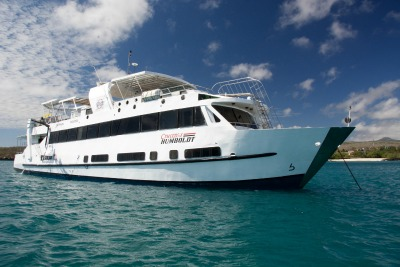 Go to the Galapagos Islands