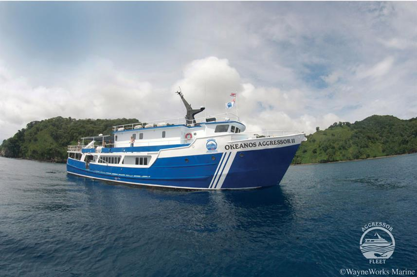 Go to the Cocos Islands