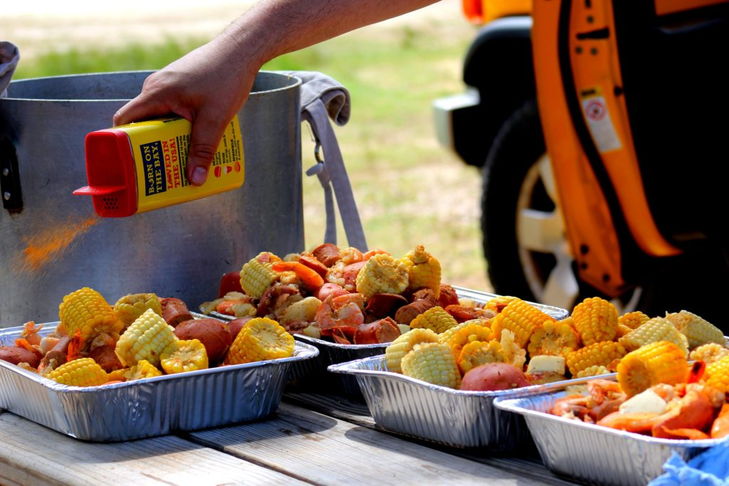 Quarry Low Country Boil