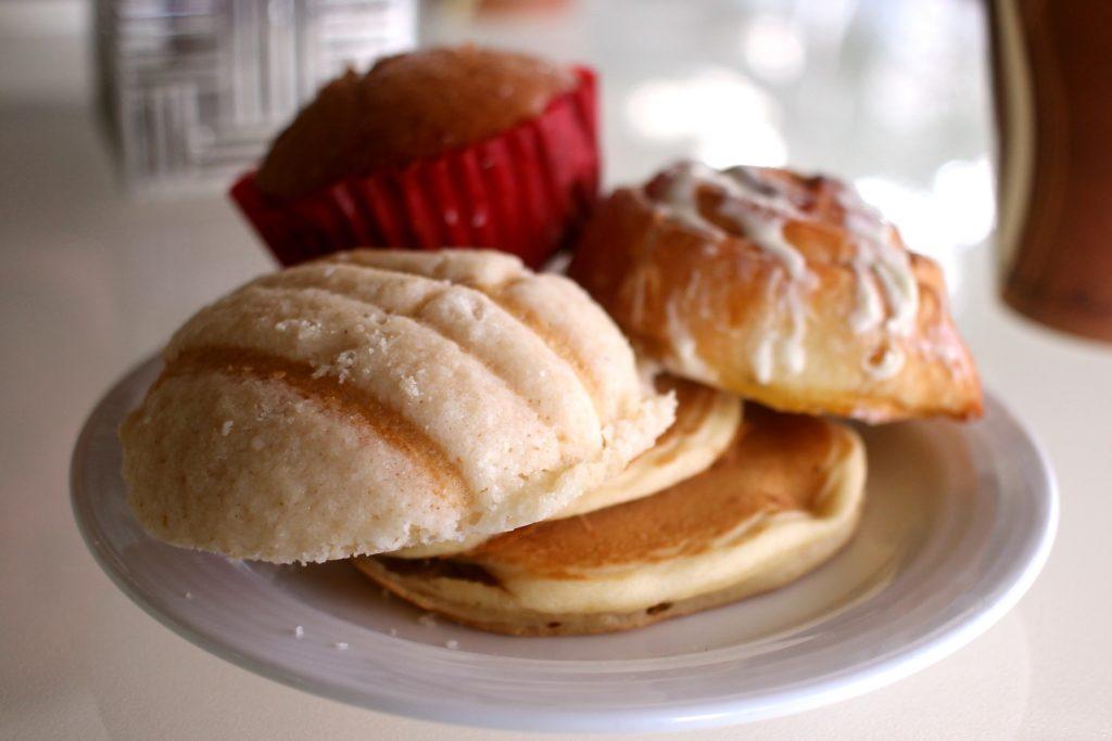 Sweet breakfast in Cozumel