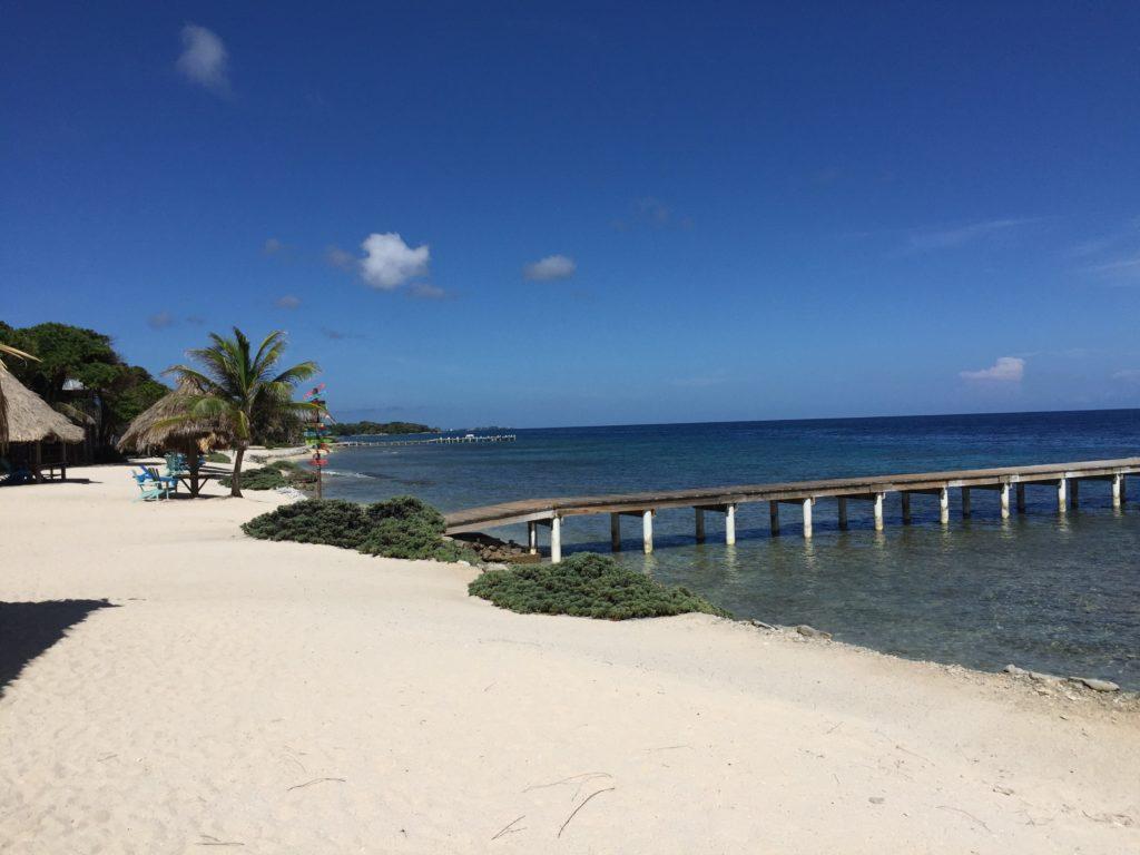Honduras dock