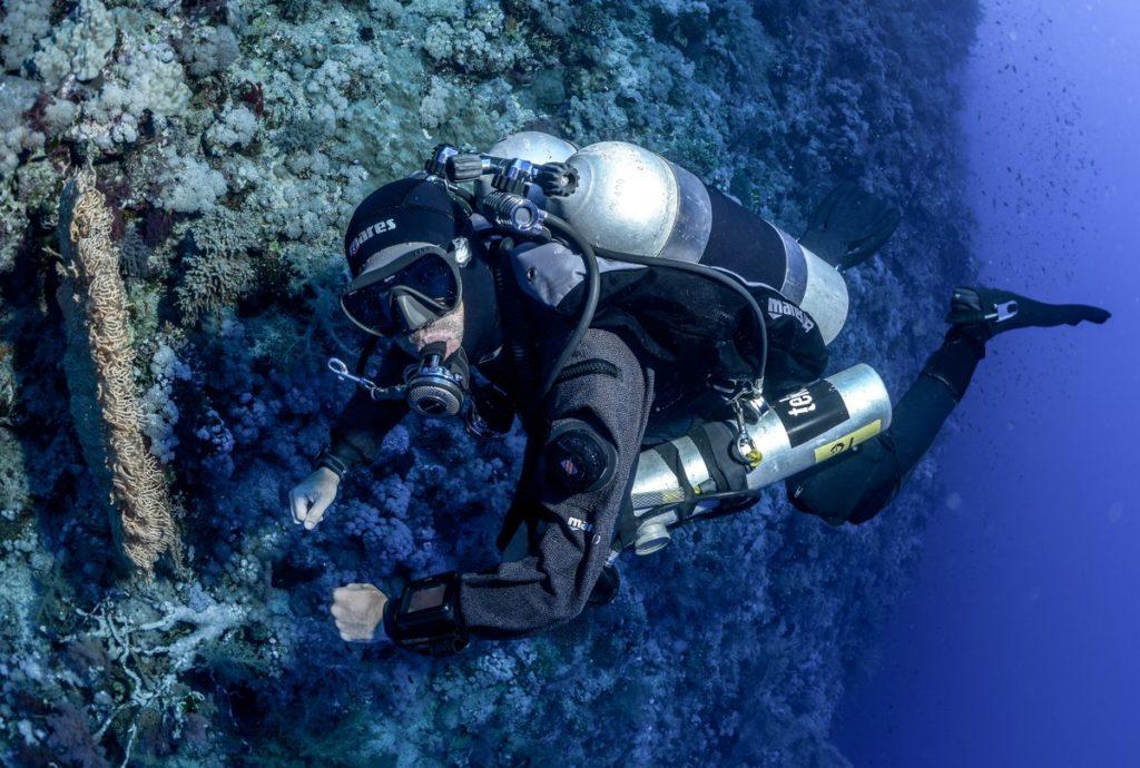 Technical Diver