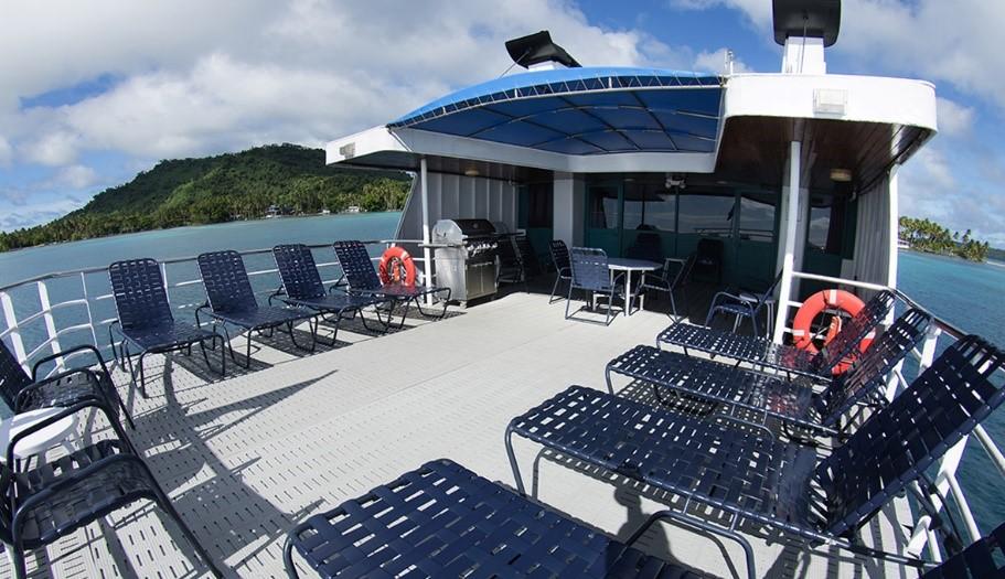 Truk Odyssey Deck