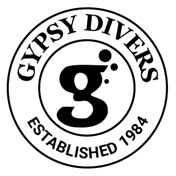 Gypsy Divers Logo
