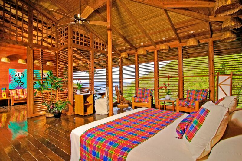 Hillside Deluxe at Anse in St. Lucia
