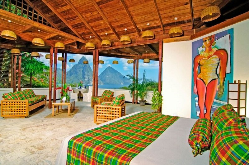 Premium room in Anse at St Lucia