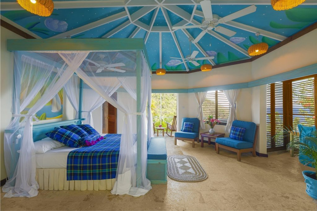 Superior room at Anse in St. Lucia