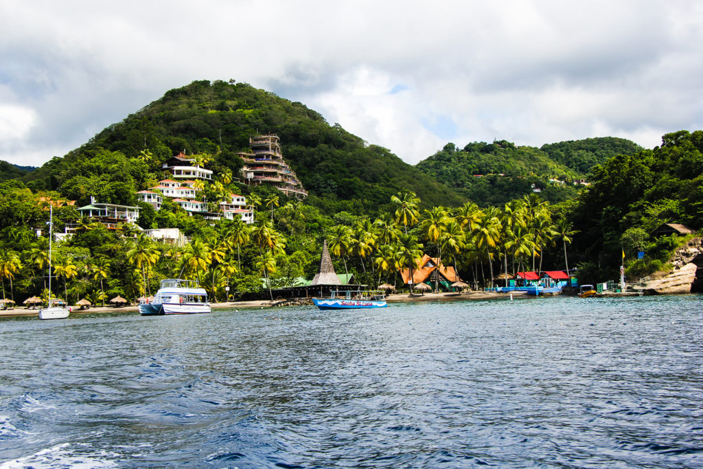 Go to St. Lucia
